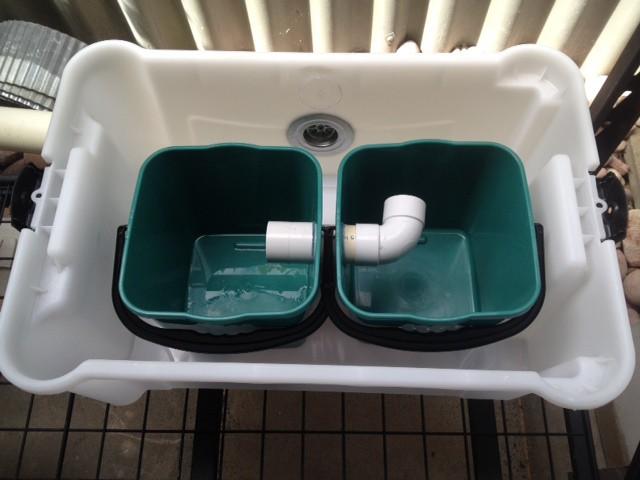 Home Made Sink Clay Trap Handmade Contemporary Ceramics