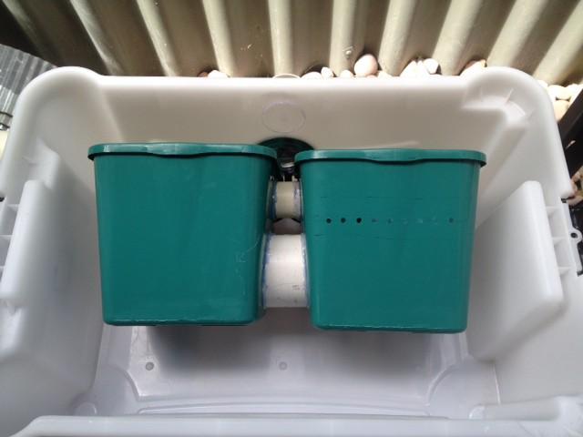 Home Made Sink Clay Trap Stephanie Hammill Ceramics